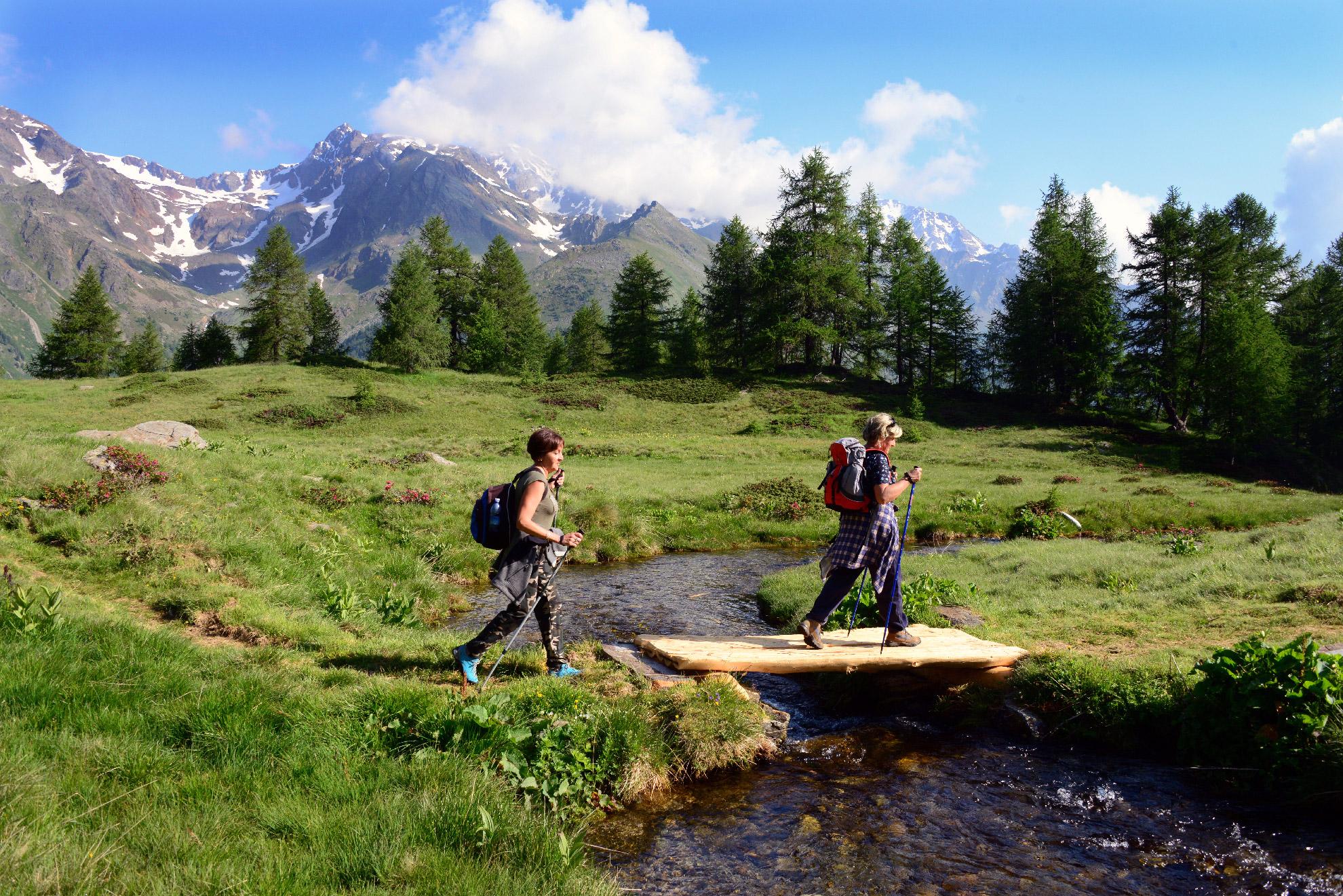 Facile Escursione val di Pejo