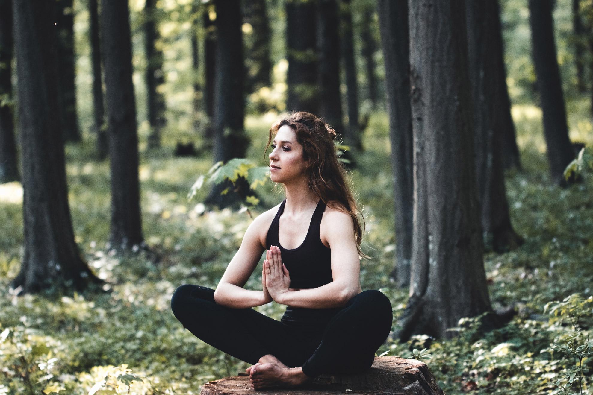 Yoga immersi nella natura